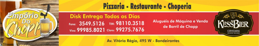 Pizzaria Empório do Chopp